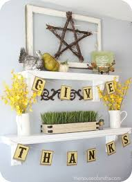Home Decor On A Budget Blog 38 Best Thanksgiving Decorating Ideas Images On Pinterest