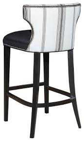 white bar stools with backs and arms black counter stools with back developerpanda