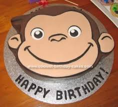 25 curious george cakes ideas curious george