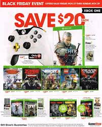 black friday xbox gamestop u0027s black friday deal saves you big money on playstation