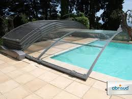 abri terrasse retractable images abri piscine photos couvertures et volets piscine