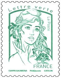 timbre bureau de tabac feuille de 100 timbres marianne gris ecopli boutique