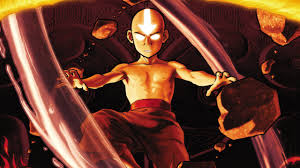 aang avatar airbender hd wallpaper 990808
