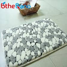 Bathroom Rugs And Mats New Pattern Coral Bath Mat Rug Pebble Bathroom Mat Carpet