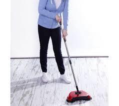 easyedge lightweight hard floor sweeper page 1 u2014 qvc com