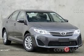 toyota camry altise for sale 2013 toyota camry altise asv50r auto cars directory