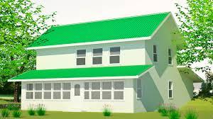 two farmhouse plans farmhouse plan earthbag house plans