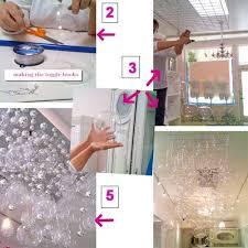 Diy Glass Bubble Chandelier Diy We Love Bubble Chandelier Bridalguide
