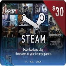 gift card steam 30 steam gift card steam gift cards gameflip