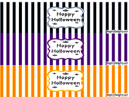 mighty delighty halloween party pack free printables