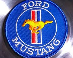 ford mustang patch ford mustang patch etsy