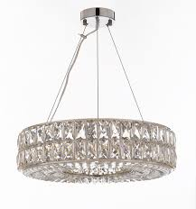 Contemporary Modern Chandeliers Loco Chandeliers Crystal Modern Design Living Lights Flush