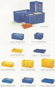 Jual Keranjang Container Plastik Bekas box plastik keranjang container plastik murah jabodetabek