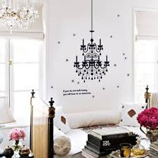 compare prices fancy wall decals online shopping buy low price chandelier lighting fancy wall decal vinyl art words sticker bedroom classy girls home poster