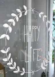 Christmas Window Decorations Spray by 147 Best Window Writing U0026 Drawings Images On Pinterest Windows