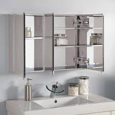 bathroom vanity shelving rectangular frameless mirror tall square