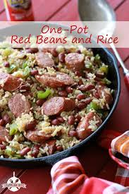 slow cooker red beans and rice cooking light one pot red beans and rice recipe rice beans and easy