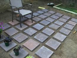 Backyard Patio Ideas Diy by Concrete Paver Patio Ideas Patio Design Ideas