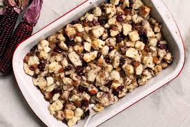 pescatarian thanksgiving recipes recipe canadian syrian thanksgiving stuffing kitchn