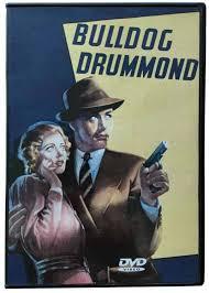 bulldog drummond 18 movies dvd detective 17 bonus shows ebay