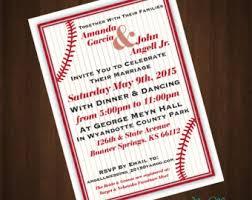 baseball wedding invitations wedding invitation templates baseball wedding invitations