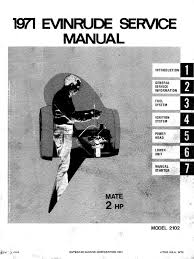 1971 evinrude mate 2hp outboards service manual pdf carburetor