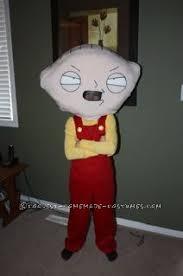 4 Boy Halloween Costumes Coolest Stewie Griffin Halloween Costume Boy