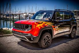 jeep lifestyle jeep and harley davidson spawn hell u0027s revenge custom renegade