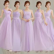 purple bridesmaid dresses 50 pastel purple bridesmaid dresses naf dresses