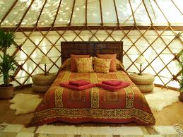 Living In A Yurt by The Hoopoe Yurt Hotel U2013 Traditional Nomadic Living