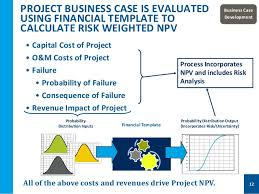 project prioritization template project business case is