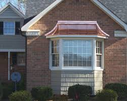 copper roof over bay window copper roofing over bay windows copper awnings chimney caps range hoods bay window roofs