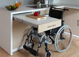 table escamotable dans meuble de cuisine meuble de cuisine avec table escamotable inspirations avec meuble