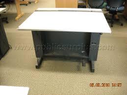 Hamilton Drafting Tables Public Surplus Auction 458622