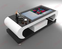 touch screen coffee table chinese furniture capacitive touch screen coffee table 43 buy