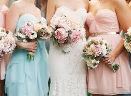 robin egg blue bridesmaid dresses pink and blue bridesmaid dresses archives southern weddings