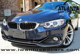 bmw used cars atlanta 2016 used bmw 4 series 428i with premium packages at atlanta best