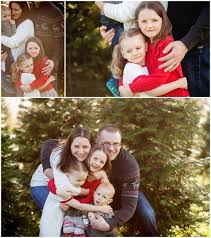 family photos at a christmas tree farm snoqualmie family