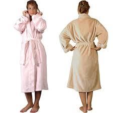 robe de chambre femme chaude robe de chambre polaire brodée une idée de cadeau original amikado