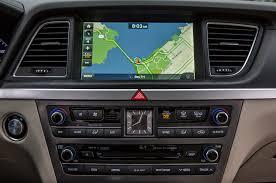 hyundai genesis coupe navigation system 2015 hyundai genesis v 8 test motor trend