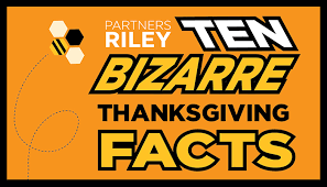 10 thanksgiving trivia facts partners
