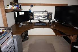 Traditional Computer Desks Desk Curved Computer Desk Traditional Computer Desk Small