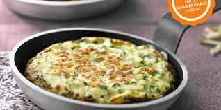 cuisine courgettes crêpes de courgettes soufflées facile et pas cher recette sur