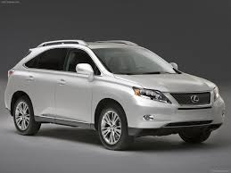 car lexus 2010 lexus rx 450h 2010 picture 71 of 110