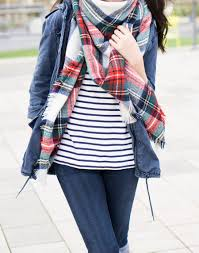 ugg boots sale asos justatinabit rainy day plaid blanket scarf asos oversized square scarf in white based check 3 jpg