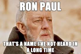 Paul Meme - when i see a ron paul meme hit the front page on rall meme guy