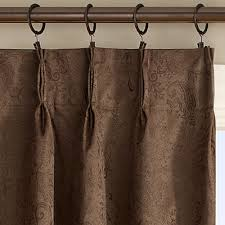 Room Darkening Curtain Rod Gabrielle Pinch Pleat Thermal Room Darkening Curtains
