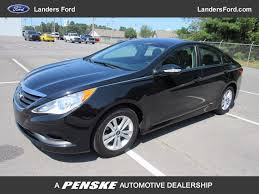2014 used hyundai sonata 4dr sedan 2 4l automatic gls at landers