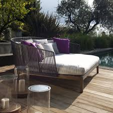 mood modern pools outdoor lounge and daybed