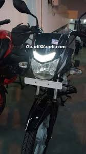 platina new model bajaj platina comfortec with led drl launched price engine